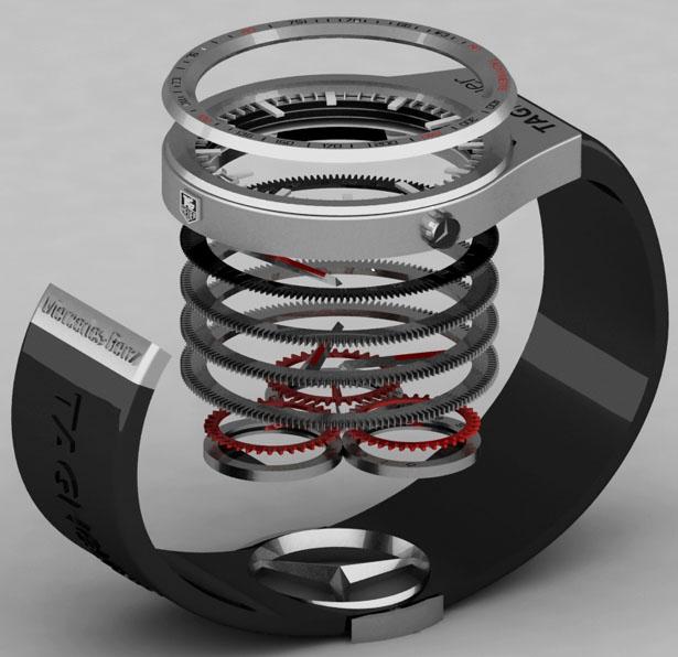 tag-heuer formula 1 watch