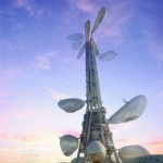 A New Landmark In Taiwan : Floating Observatories Tower