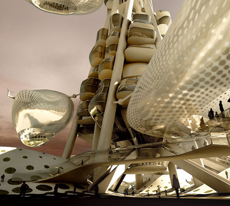 Taiwan Floating Observatories Tower