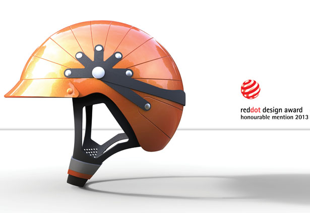 Share The Protection with Tandem Helmet