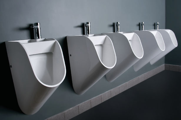 Tandem Urinal Design by Kaspars Jursons