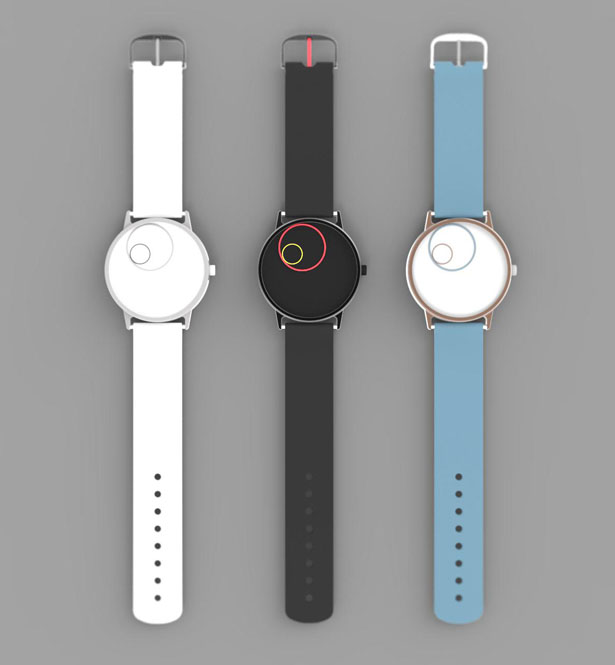 Tangent Minimalist Watch by Jack McKay