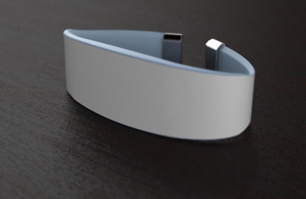 TapTap Wristband by WoodenShark