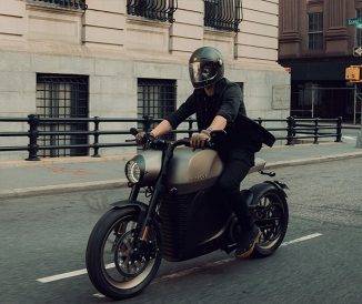 Tarform Luna Electric Motorcycle Is Built to Last Thanks To Its Upgradability Feature