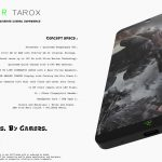 Razer TAROX Gaming Device by Mladen Milic