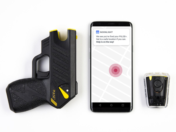 TASER Pulse+ Self-Defense Protection Device
