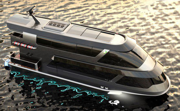 Taxea Sea Taxi by DesignNobis Studio