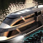 Taxea Sea Taxi: Modern Sea Transportation Concept for Istanbul Bosphorus
