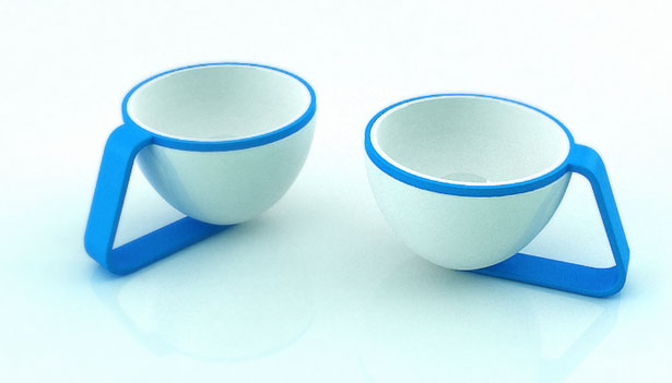 Tea Set by Kochurov Evgenii