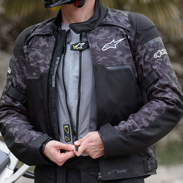 Tech-Air Airbag System Vest by Alpinestars