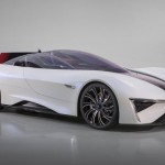 Techrules Ren Supercar Is An Aerospace-Inspired Car with TREV Technology