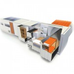 T.E.D. – Transportable Emergency Dwelling