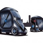 Tempo Futuristic Mobility For The Year of 2050 by Alejandro Otalora and Santiago Salamanca
