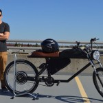 Two Young Entrepreneurs Prepare for Their First Product Launch: A Beautiful Tempus Electric Bike