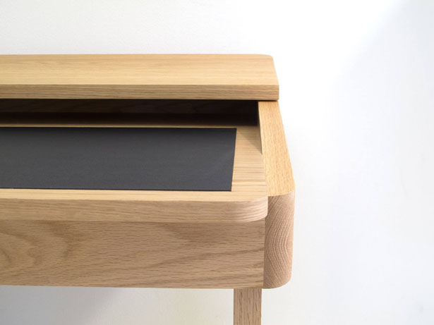 Ten : Contemporary Secretary Desk by Piurra Furnituring