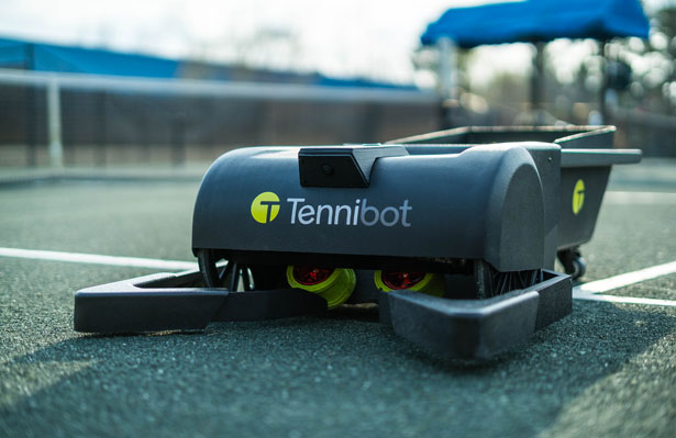 Tennibot - Autonomous Tennis Ball Collector