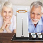 TEPOS : Tangible Entertainment Projection System for Elderly People