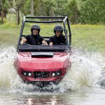 Gibbs Terraquad Amphibian is More Than Just UTV