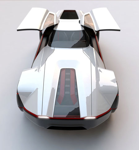 TERRENA : Next Generation Concept Vehicle by Marcos Madia