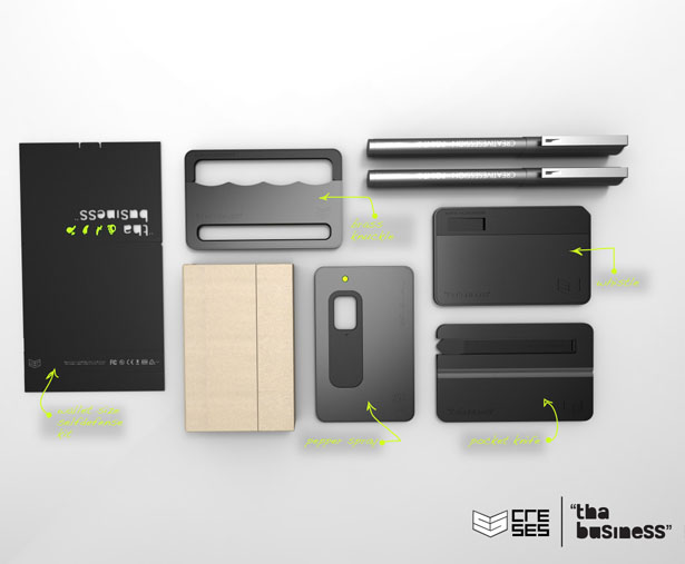 Tha Business Self Defense Kit by Creative Session