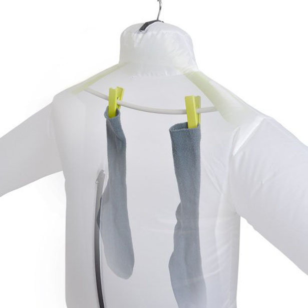 Do You Hate Ironing? Here's The Hack, Thanko Shirt Wrinkle Remover