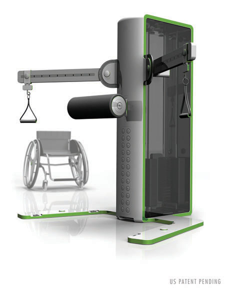 the access universal exercise machine