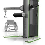 The Access, Advanced Exercise Machine for Users With or Without Disabilities