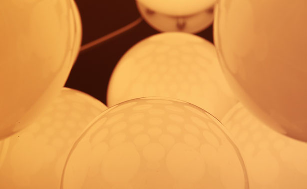 The Birth Concept Lamp by Satoshi Itasaka