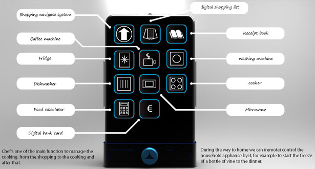 The Chef Multifunctional Smart Appliance
