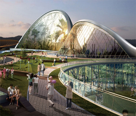 the ecorium project can foster environment awareness