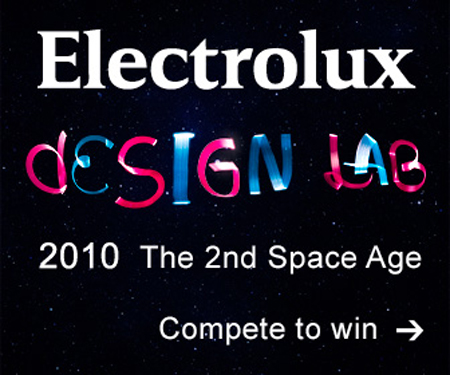 The Electrolux Design Lab 2010 Design Completion Seeking Innovative Ideas