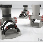 Hub : Portable Device That Provides Variable High Resistance to The Lower Leg Muscles