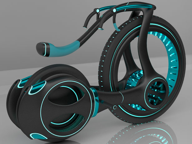 The Hybrid Bike by Hasan David Dal