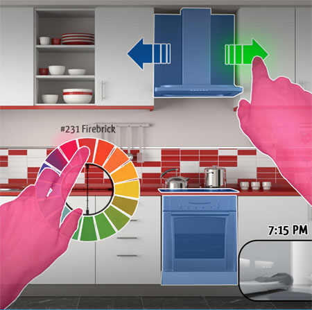 The Kitchen Hideaway Makes Cooking Fun Through Combining Virtual Reality With Real Life Tuvie