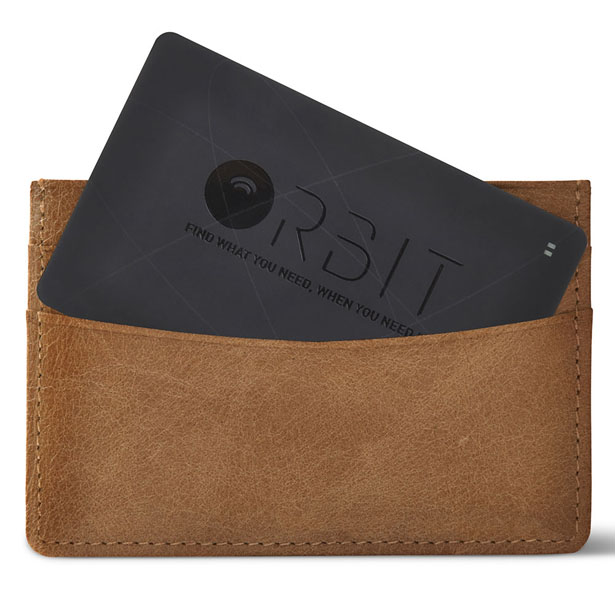 The Lost Wallet Locator with Same Size and Approximate Thickness As a Credit Card