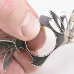 Ultimate Titanium Utility Ring Is Made to Fit Your Finger