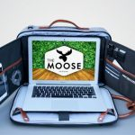 The Moose Workstation Backpack Allows You to Work Anywhere