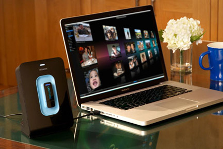 LifeStudio External Drive Can Provide Handy Features With Style