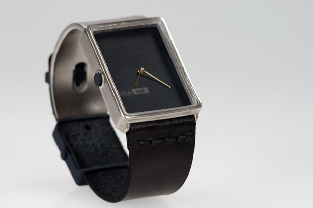 The Other-Half Watch Design by Daniel Kamp