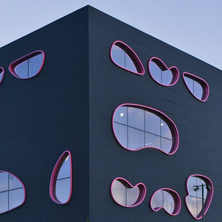 the public art building by will alsop
