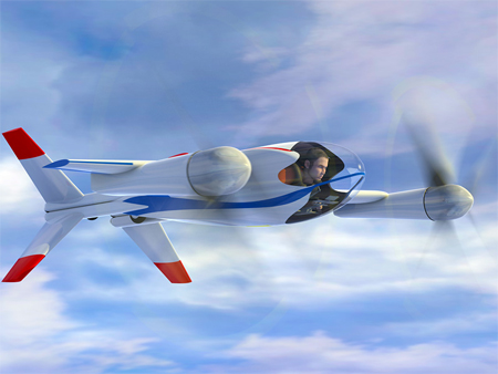 the puffin air vehicle