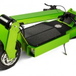 The Rover : Compact Aluminum Electric Vehicle by Works Electric