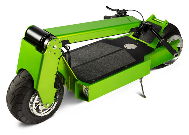 The Rover Scooter by Works Electric