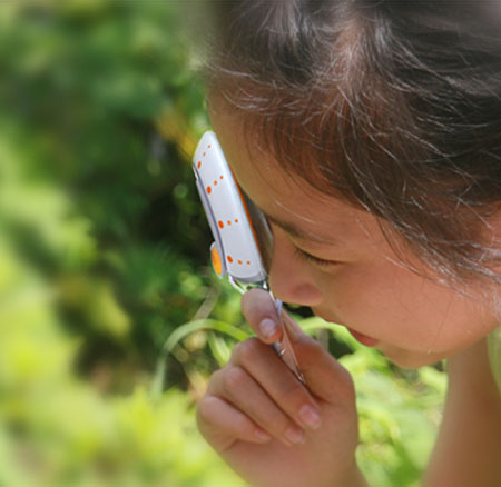 The Sun Is A Handy Electronic Device That Blends Technology With Nature