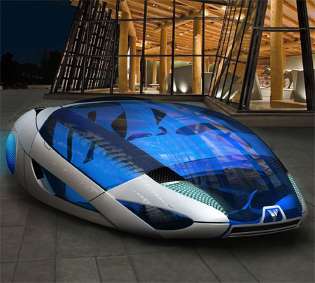 The Great Aesthetics And Functional Eco-Friendly Features Of HXO Makes It An Efficient Futuristic Car
