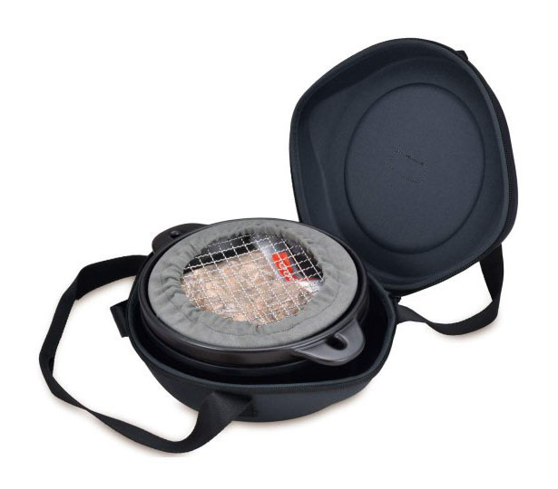 Thermos ROP-002 Portable Wood-Burning Smoker and Grill