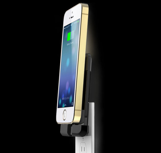 Thinium Charge - Ultra Slim Portable Wall Charger