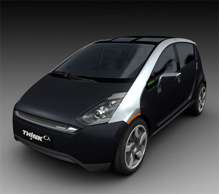Th!nk Ox with 95% Recyclable Interior Materials