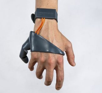 Third Thumb : Artificial Extra Finger to Extend Your Ability
