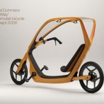 """ThisWay"" Bicycle with Semi-Enclosed Design"